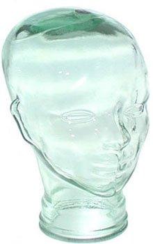 Голова стеклянная