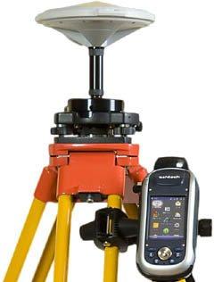 GNSS система Spectra Precision ProMark 120