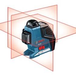 Лазерный уровень BOSCH GLL 3-80 P + приемник LR2 + держатель BM1